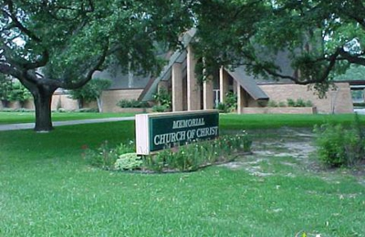 Memorial Church Of Christ - Houston, TX