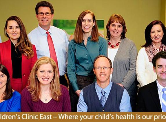 Children's Clinic East PC - Hermitage, TN