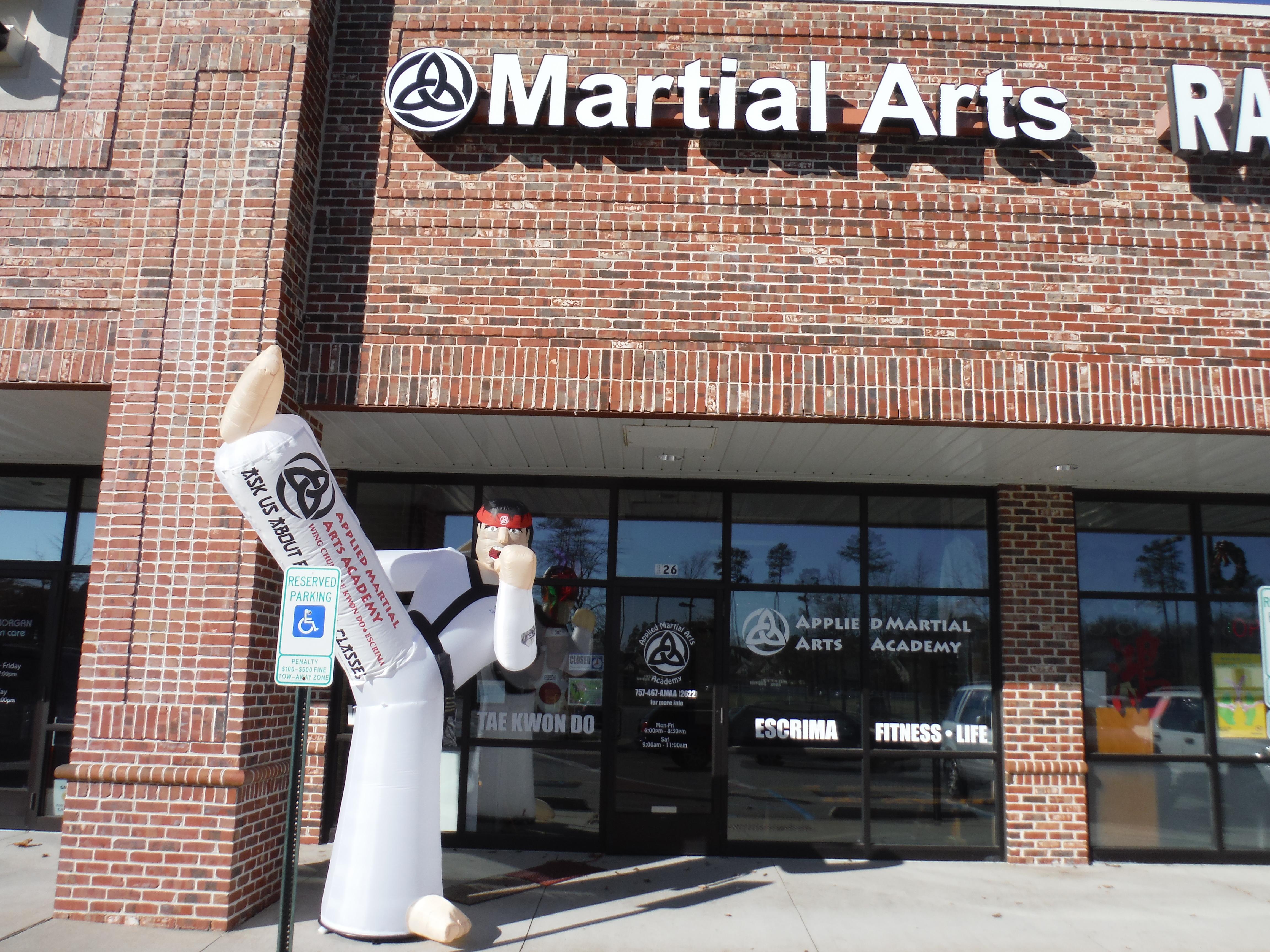 Applied Martial Arts Academy 4540 Princess Anne Rd Ste 126 Virginia Beach Va 23462 Yp Com