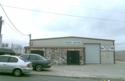 Lone Star Powder Coating - San Antonio, TX