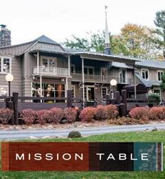 Mission Table - Traverse City, MI