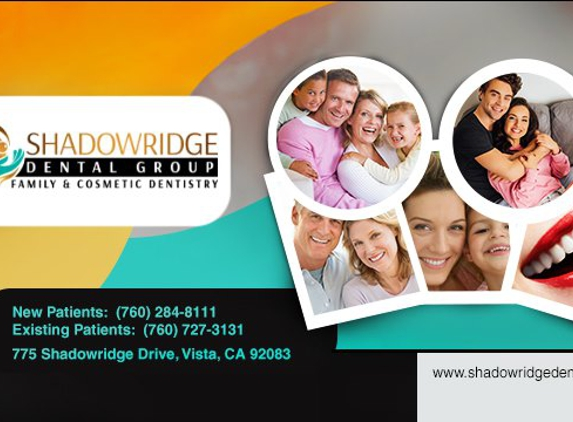 Shadowridge Dental Group - Vista, CA