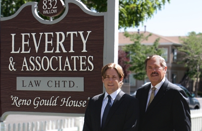 Leverty & Associates Law Chartered - Reno, NV