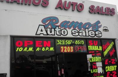 Ramos Auto Sales >> Ramos Auto Sales 7203 S Alameda St Los Angeles Ca 90001