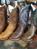 100s of western boots