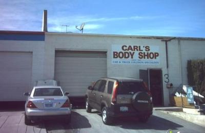 Carl's Body Shop - Las Vegas, NV