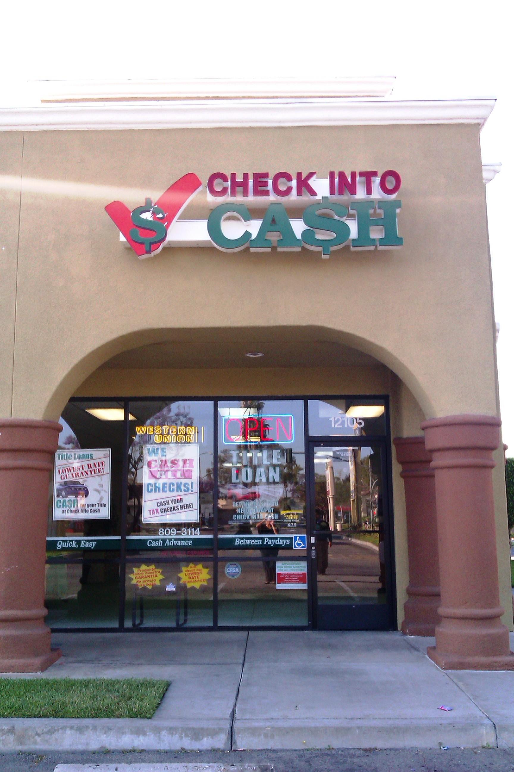 Speedy cash signature loan picture 8