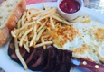Barbrix - Los Angeles, CA. Steak and eggs - super delicious!