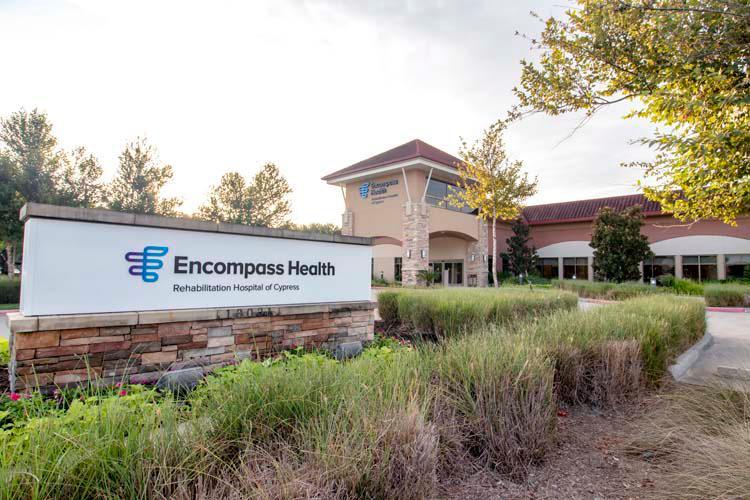 Encompass Health Rehabilitation Hospital of Cypress 13031