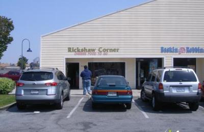 Rickshaw Corner Restaurant - Foster City, CA