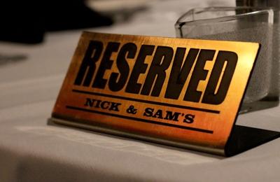 Nick & Sam's Steakhouse - Dallas, TX