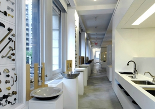 Blackman bathroom fixtures in New York