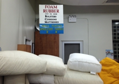Economy Foam Futons Center New York