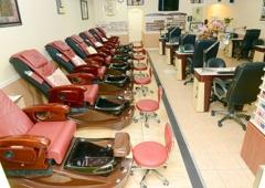 Salon De Nails - Richmond, TX. New renovation