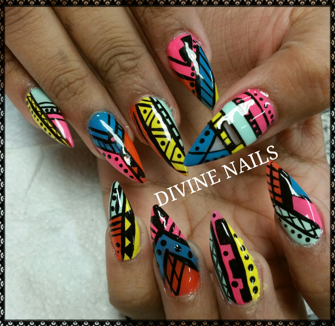 Divine Nails and Beauty Salon 6706 N Val Verde Rd, Donna, TX 78537 ...
