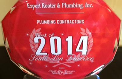 Expert Rooter & Plumbing, Inc. - South San Francisco, CA