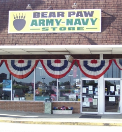 Bear Paw Army Navy Store - Griffin, GA