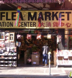 Far East Flea Market - San Francisco, CA