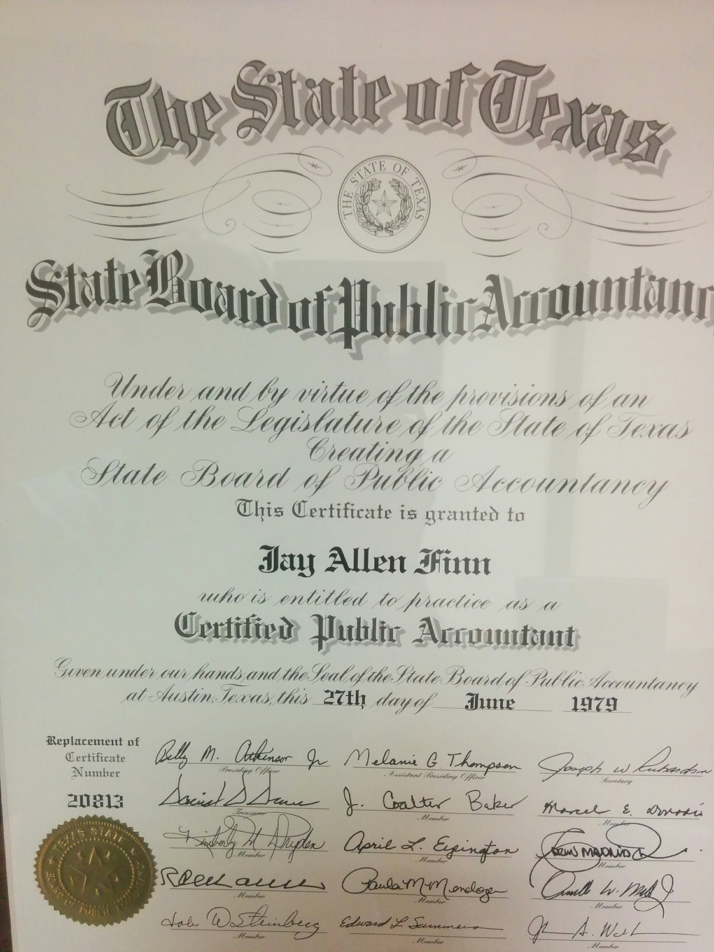 Jay allen finn cpa pc 11500 northwest fwy ste 581 houston tx logo servicesproducts tax preparation tax defense offer in compromise oic irs wage garnishment removal international taxes foreign accounts 1betcityfo Image collections