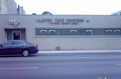 Master Tape & Label Printers - Chicago, IL