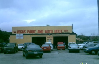 Vega's Paint & Auto Body - Haltom City, TX