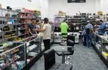 AVTX Wholesale - Inside the store