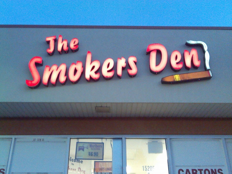 Smokers Den 15205 W 101st Ave, Dyer, IN 46311 - YP com