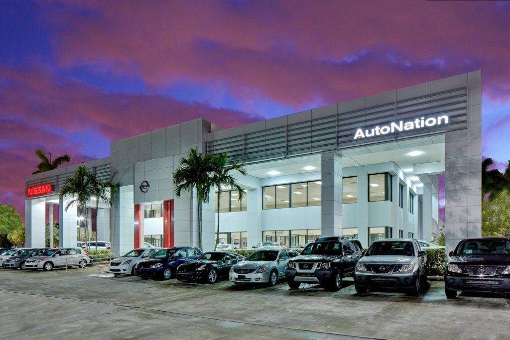 AutoNation Nissan Pembroke Pines 8890 Pines Blvd, Pembroke Pines, FL ...