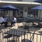 Willy's Mexicana Grill - Atlanta, GA. Outside patio overlooks Piedmont.