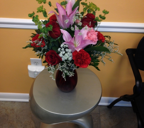 Dickerson's Flower Shop - Dover, NJ. An example of their fine work, thank you!