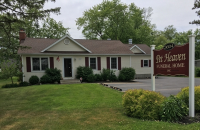 Pet Heaven Funeral Home Inc - Orchard Park, NY