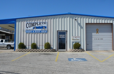 Complete Paint & Body Shop - Killeen, TX