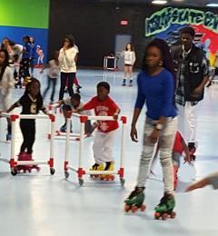 Airline Skate Center - Metairie, LA
