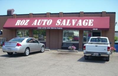 Roz Auto Salvage - Milwaukee, WI
