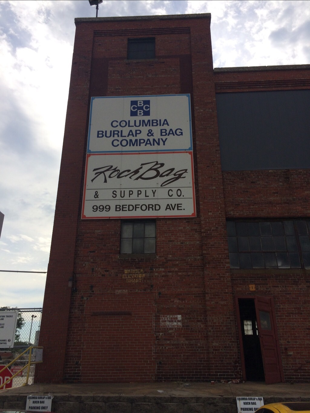 Koch Bag Amp Supply Co 999 Bedford Rd Kansas City Mo 64116