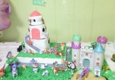 Sweetly Wild - Milford, OH. PALACE PALS CASTLE FOR 4TH B-DAY PARTY