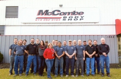 McCombe Body Shop - Columbus, OH
