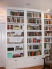 10' tall bookcase