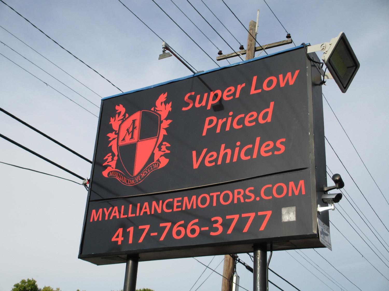 Alliance Motors Myalliancemotors Com 1460 E Saint Louis