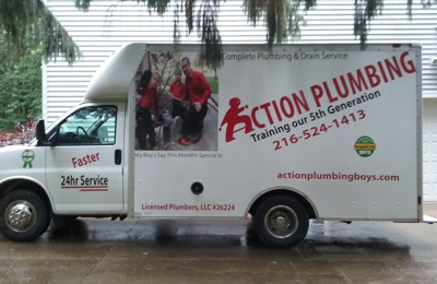 Action Plumbing - Broadview Heights, OH