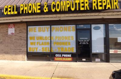 Cell Phone Repair at Inwood - Dallas, TX