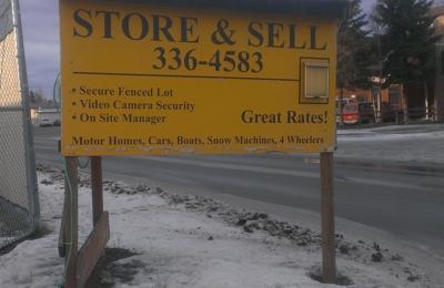 Store & Sell - Anchorage, AK