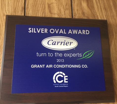 Grant Air Conditioning - Fort Worth, TX. We are ready to help - call today! We have been in business since 1959.