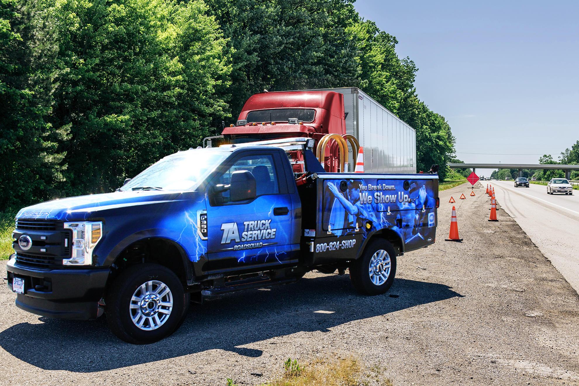 TA Truck Service 6 Buckhorn Rd, Bloomsburg, PA 17815 - YP com