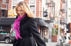 Hannah Storm: My New York City