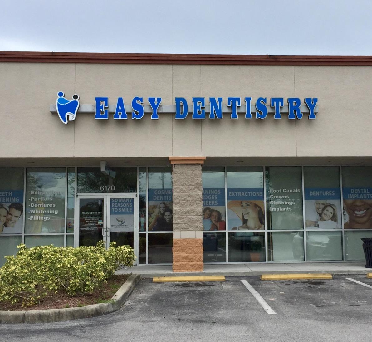 Easy Dentistry LLC 6170 Gunn Hwy, Tampa, FL 33625 - YP com