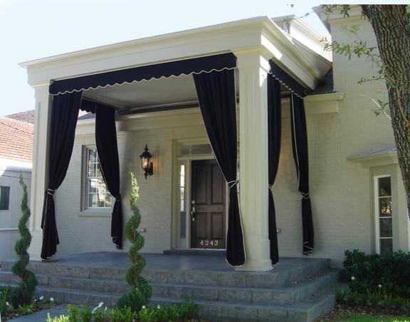 Fabritech  Inc - New Orleans, LA. Decorative Curtains