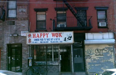 Yang's Happy Wok - New York, NY