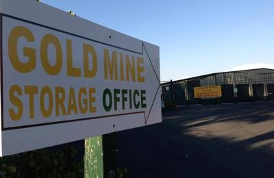 A Gold Mine Storage   Sonora, CA
