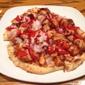 Four Corners Restaurants - Chapel Hill, NC. BBQ Chicken Flat Bread